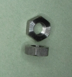 1/4-80 304 S.S. Precision Lock Nut
