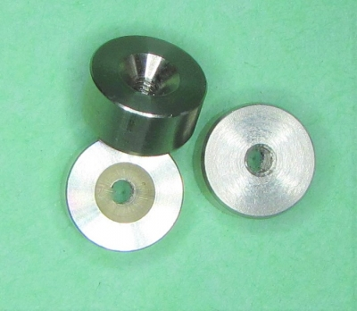 Screw Mount Kinematic Cone - .250 Ball Size