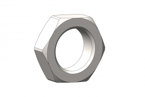 9/16-40 Precision Lock Nut