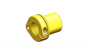 Precision 3/4-40 Locking Collet
