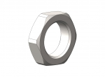 "5/8""-40 304 S.S. Precision Lock Nut"