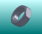PN 750-40 Precision Lock Nut