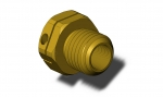 Screw-in Locking Collet